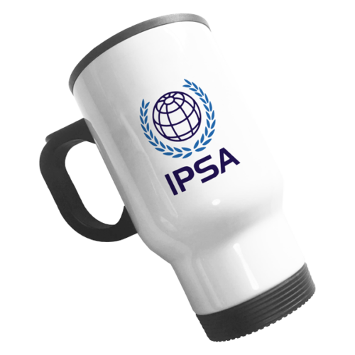 IPSA travel thermal mug