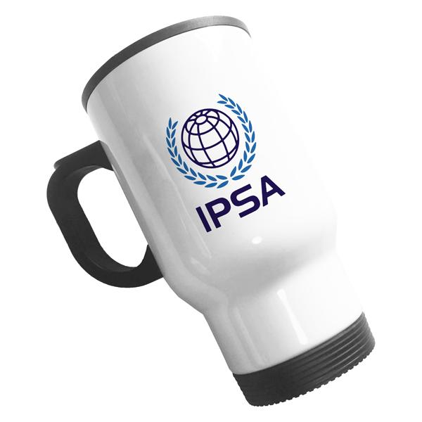 IPSA travel thermal mug