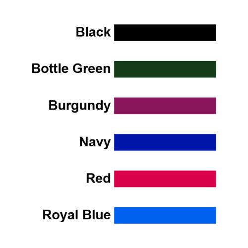 PR710-colours-Premier-Clip-on-Tie
