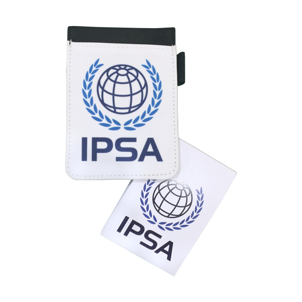 IPSA Notebook cover