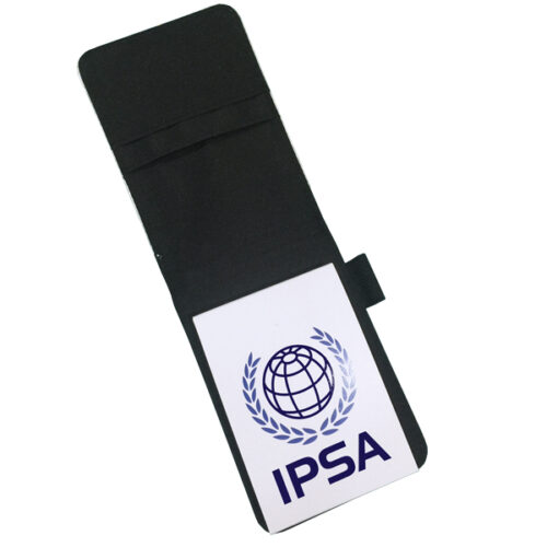 IPSA Notebook cover